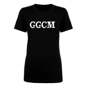 GOD GUNS COUNTRY MUSIC - PREMIUM WOMEN'S S/S TEE - BLACK Thumbnail