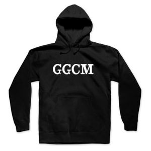 GOD GUNS COUNTRY MUSIC - PREMIUM UNISEX PULLOVER HOODIE - BLACK Thumbnail